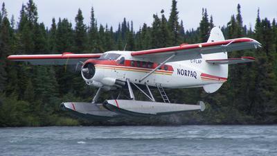 C-FLAP - De Havilland Canada DHC-3T Vazar Turbine Otter - Private