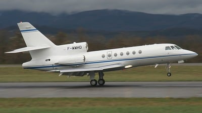 A picture of FWWHD - Dassault Falcon 7X - [] - © B747-438/ER