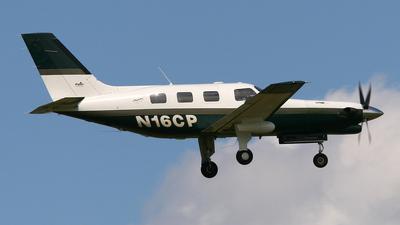N16CP - Piper PA-46-350P Malibu Mirage/Jetprop DLX - Private