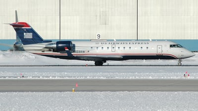 N459AW - Bombardier CRJ-200LR - US Airways Express (Air Wisconsin)
