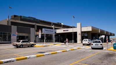 FAPE - Airport - Terminal