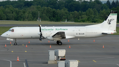 G-BUUR - British Aerospace ATP - Atlantic Airlines