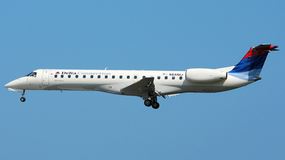 N841MJ - Embraer ERJ-145LR - Delta Connection (Freedom Airlines)
