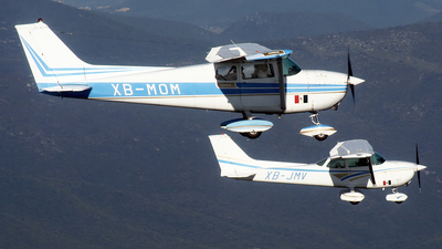 XB-MOM - Cessna 172 Skyhawk - Private
