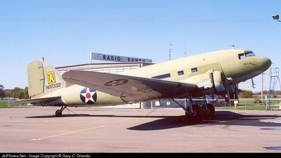 A picture of N17332 - Douglas DC3 - [1918] - © Gary C. Orlando