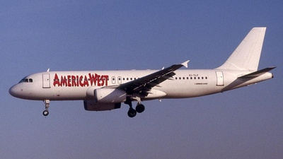 EI-TLF - Airbus A320-231 - America West Airlines (Translift Airways)