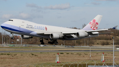B-18703 - Boeing 747-409F(SCD) - China Airlines Cargo