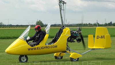 D-MULA - Autogyro Europe MT-03 Eagle - Private