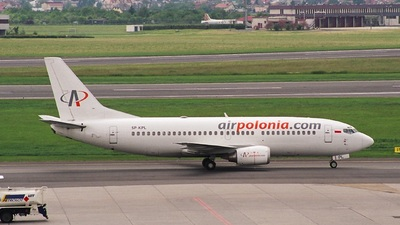 SP-KPL - Boeing 737-322 - Air Polonia