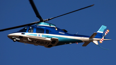 JA6931 - Agusta A109 Power - Ibex Aviation