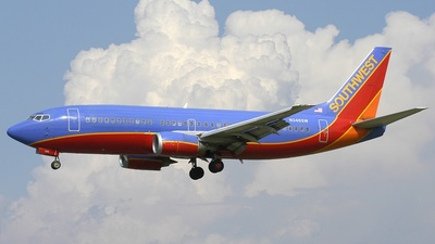 N346SW - Boeing 737-3H4 - Southwest Airlines
