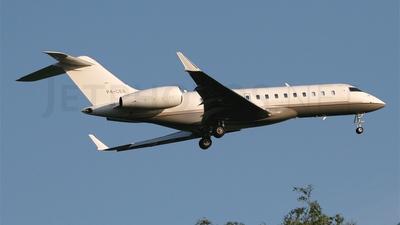 P4-CBA - Bombardier BD-700-1A10 Global Express XRS - Global Jet Luxembourg