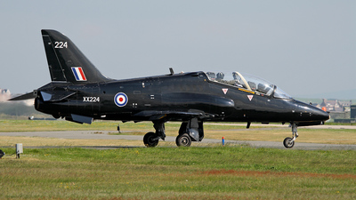 XX224 - British Aerospace Hawk T.1 - United Kingdom - Royal Air Force (RAF)