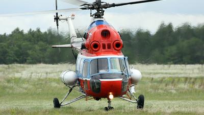 RF-00509 - PZL-Swidnik Mi-2 Hoplite - Russia - Defence Sports-Technical Organisation (ROSTO)