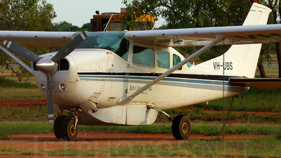 VH-UBS - Cessna U206F Stationair 6 - King Leopold Air