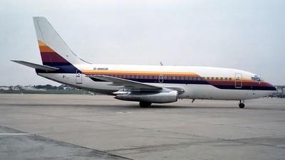 G-BMOR - Boeing 737-2S3(Adv) - Air Europe