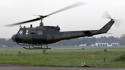 72-35 - Bell UH-1D Iroquois - Germany - Army