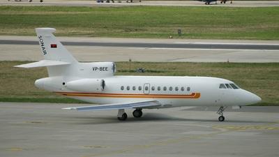 VP-BEE - Dassault Falcon 900EX - Sonair