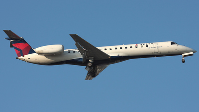 N859MJ - Embraer ERJ-145LR - Delta Connection (Freedom Airlines)