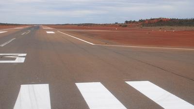 YAYE - Airport - Runway