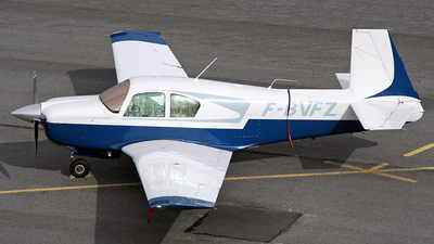 A picture of FBVFZ - Mooney M20E - [341] - © Julien VANHECKE (Breizh Spotting Team)