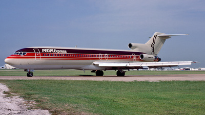 N517PE - Boeing 727-232(Adv) - PEOPLExpress