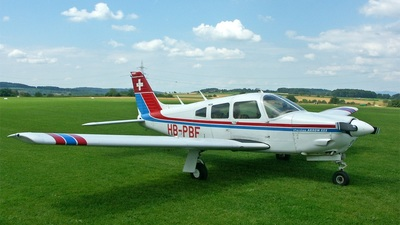 A picture of HBPBF - Piper PA28R201 - [28R7737012] - © Johannes Kern