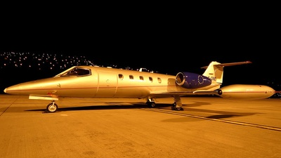 LX-ONE - Bombardier Learjet 35A - Ducair - Luxembourg Air Ambulance