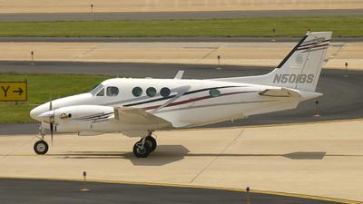 N501GS - Beechcraft C90 King Air - North American Flight Services