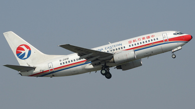 B-2681 - Boeing 737-79P - China Eastern Airlines