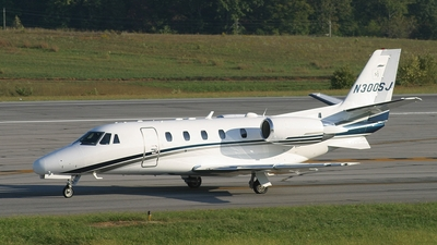 N300SJ - Cessna 560XL Citation Excel - Private