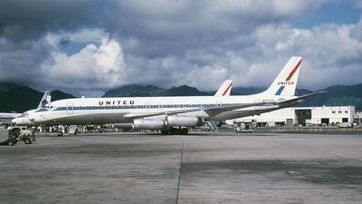 N8968U - Douglas DC-8-62H - United Airlines