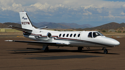 A picture of N127PM - Cessna 550 Citation II - [5500027] - © Yeun wook Chung