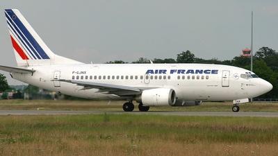 F-GJNX - Boeing 737-5H6 - Air France