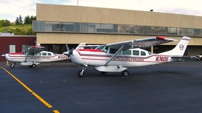 N7405 - Cessna T207 Turbo Skywagon - San Juan Airlines