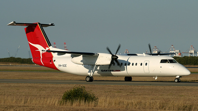 VH-SCE - Bombardier Dash 8-Q315 - QantasLink (Sunstate Airlines)