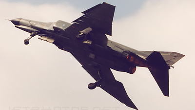 37-58 - McDonnell Douglas F-4F Phantom II - Germany - Air Force