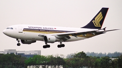 9V-STA - Airbus A310-324 - Singapore Airlines