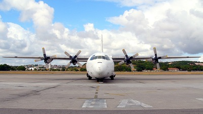 S9-BAS - Lockheed L-100 Hercules - Transafrik International
