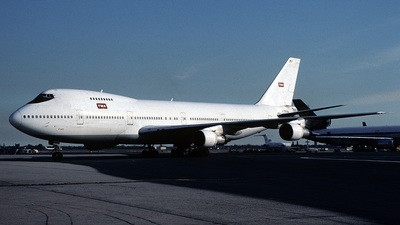 N302TW - Boeing 747-282B - Trans World Airlines (TWA)
