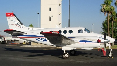 A picture of N29M - Beech E90 King Air - [LW88] - © Sun Valley Aviation