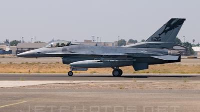 86-0215 - Lockheed Martin F-16C Fighting Falcon - United States - US Air Force (USAF)