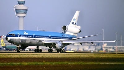 PH-MBT - McDonnell Douglas DC-10-30(CF) - KLM Royal Dutch Airlines