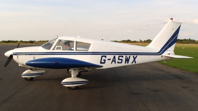 A picture of GASWX - Piper PA28180 - [281932] - © Glyn Charles Jones