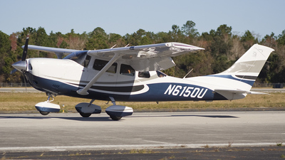N6150U - Cessna T206H Turbo Stationair - Private