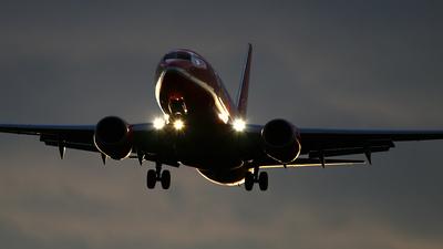 OY-SEM - Boeing 737-8BK - Sterling Airlines