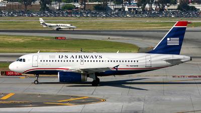 N819AW - Airbus A319-132 - US Airways (America West Airlines)
