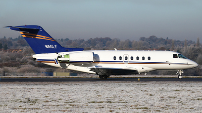 N86LF - Hawker Beechcraft 4000 - Private