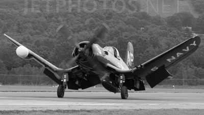 N45NL - Chance Vought F4U-5NL Corsair - Private