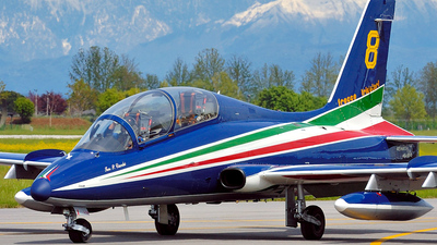 MM54543 - Aermacchi MB-339PAN - Italy - Air Force